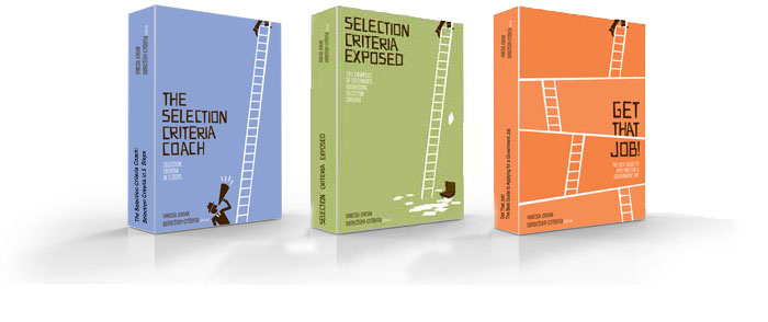 selection criteria books
