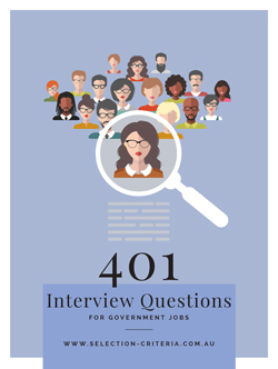 401 Interview Questions cover page