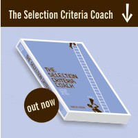 The Selection Criteria Coach book