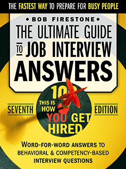 Job interview question answers