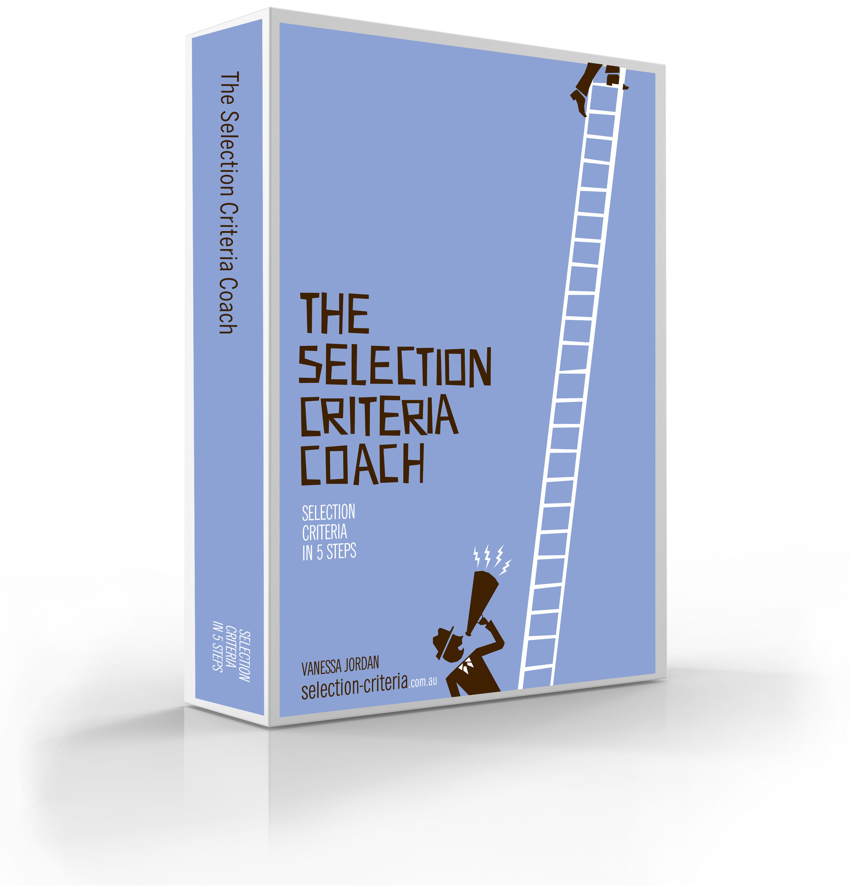 The Selection Criteria Coach Book image